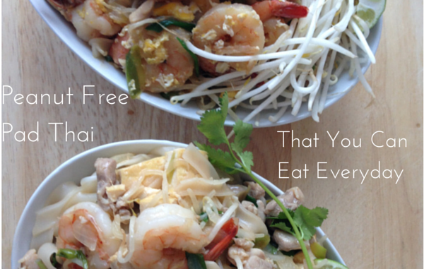 Peanut free pad thai that you can eat everyday nut free wok peanut forumfinder Gallery